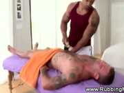 Erotic gay cock massage