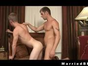 Bradley and Micah hardcore gay fucking
