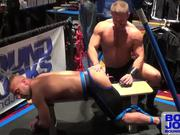 JR Bronson And Dirk Caber - Electro Butt Plug