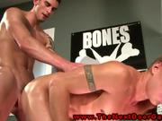 Jock amateur gets his tight butt fucked