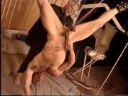 Jim Roberts gets balls BenGayed and CBT