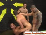 Strong jock enjoying a cock feast