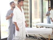 GayRoom Five Star Massage Fuck With Hunks