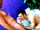 Bareback anal sex en..