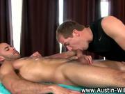 Muscle studs pornstar cock suck