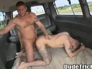 Doggystyle fucking pale ameteur with big cock