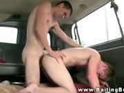 Straight amateur hot body fucking ass