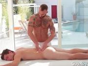 Poolside Rubdown - AJ Monroe & Derek
