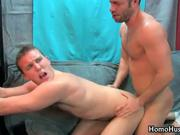 Alex Andrews and Tristan Jaxx fucking