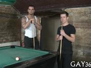 Hardcore gay fuck scene
