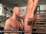 Very hardcore gay fucking and sucking