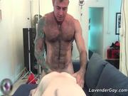 Nick Moretti and Blue Bailey butt bang
