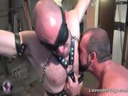Hardcore gay BDSM with Josh West