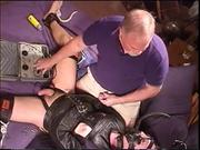 Kinky Gay Porn with Leather & Electricity