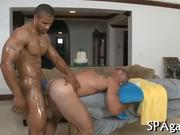 Sexy fellatio for hot gay