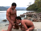 Bareback anal sex on..