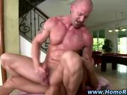 Gay straight guy deep ass fuck cumshot
