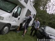 Caravan b-ys 2014 - Handjob Adventure